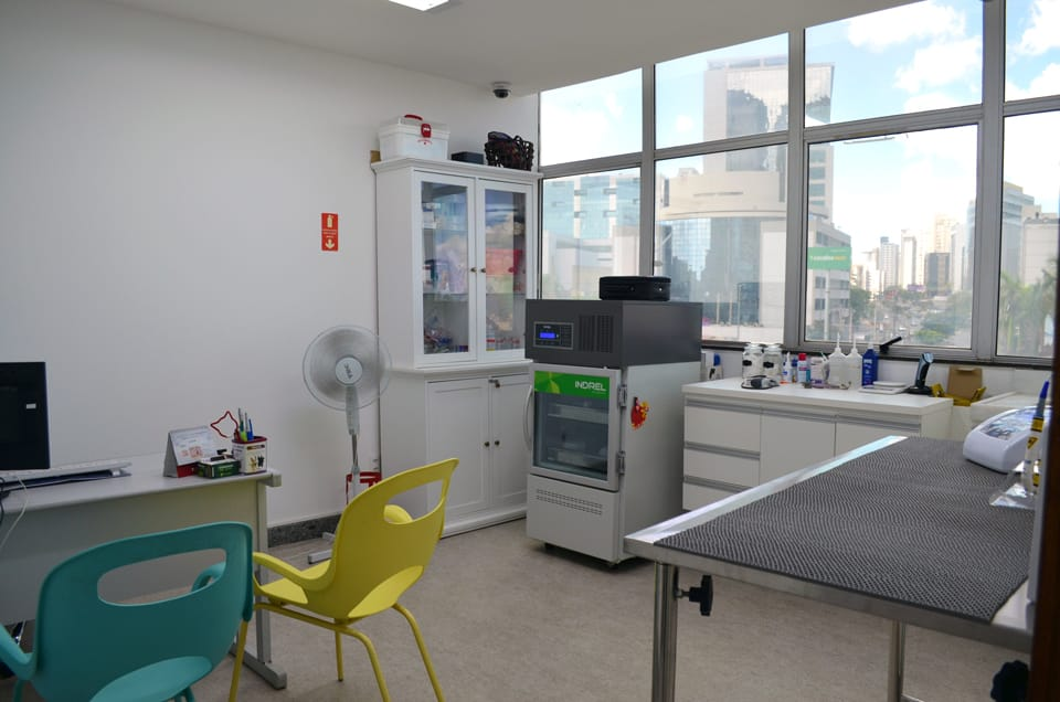 Consultório da Unique Pet Center - Clínica Veterinária e Pet Shop no Buritis